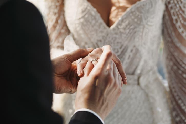 przesądy ślubne obrączki