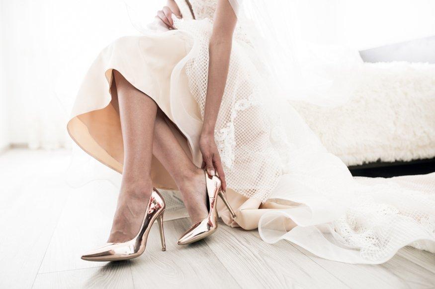 co przynosi pecha w dniu ślubu
