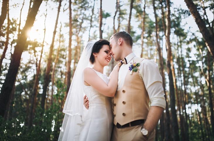 Przesądy związane z pogodą w dniu ślubu
