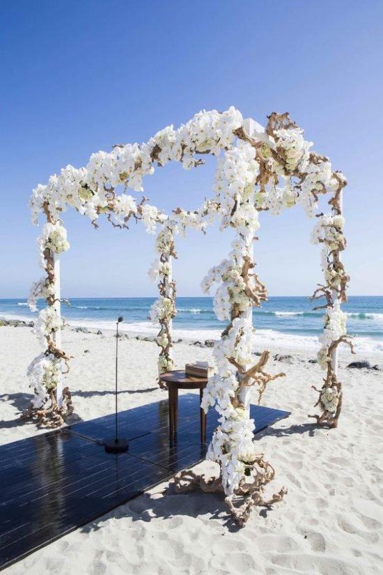 ile kosztuje ślub na plaży usc