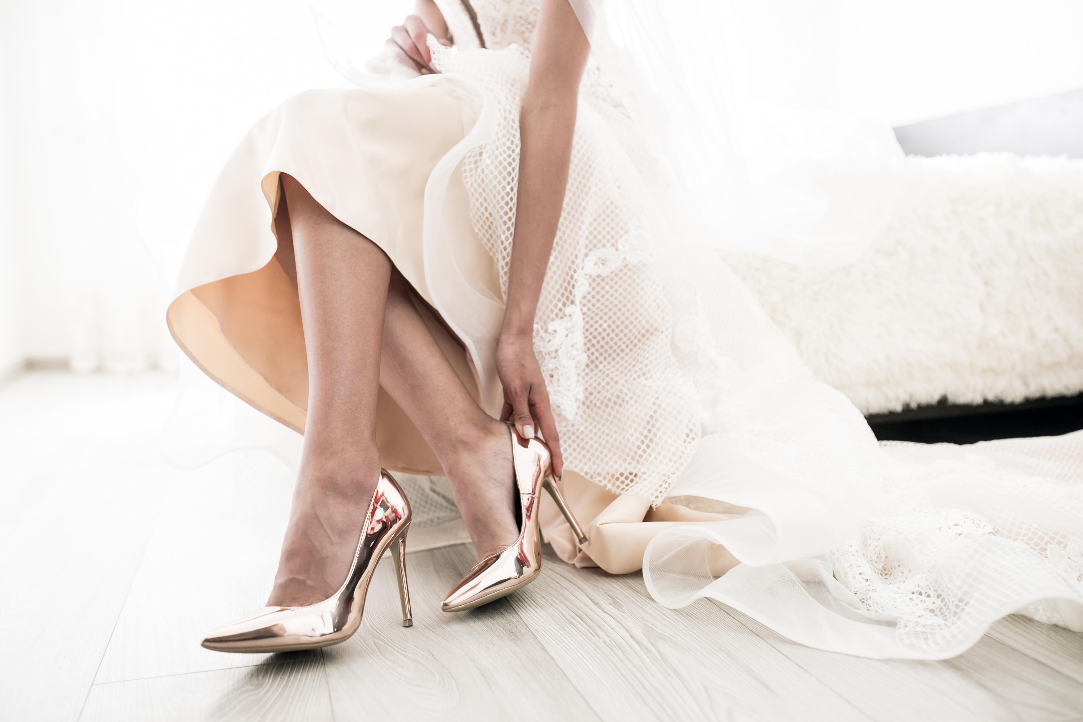 Jak przetrwać wesele w butach na wysokim obcasie - zdjęcie 3
