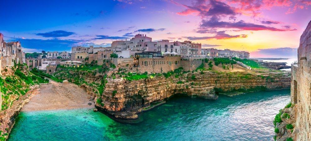 Podróż poślubna - Włochy, Apulia