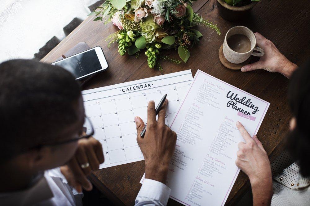 Lista pytań do zadania konsultantom ślubnym przed podpisaniem umowy