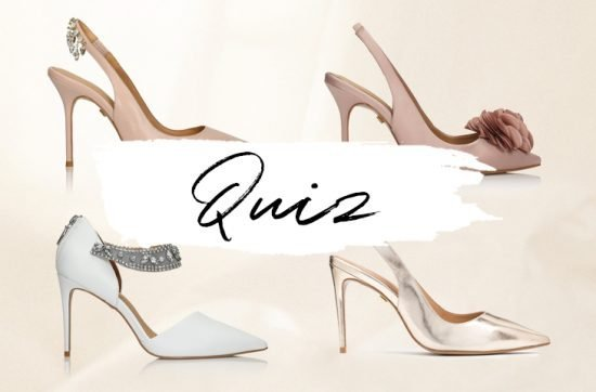quiz - jakie buty ślubne do Ciebie pasują - zdjęcie 1
