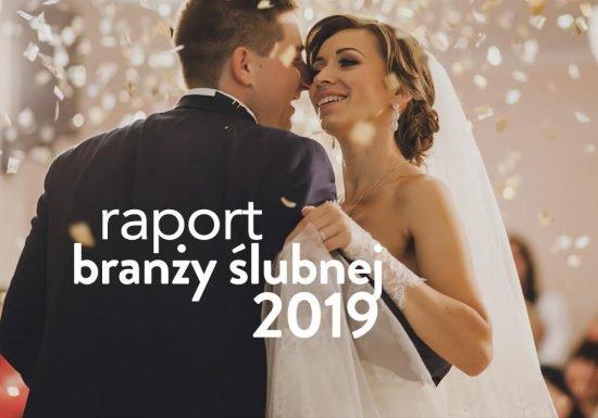 Raport branża ślubna 2019