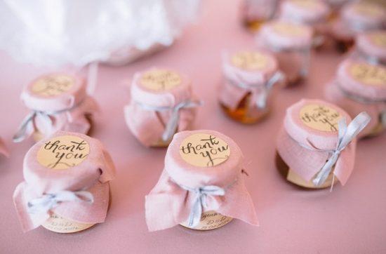 Ręcznie robione prezenty dla gości weselnych