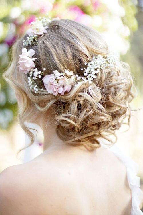 Romantyczne Fryzury ślubne Propozycje Dla Romantyczek