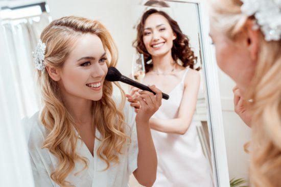Samodzielnie wykonany makijaż ślubny – sprawdzone i trwałe kosmetyki 1