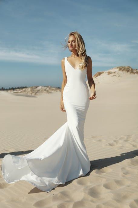 Suknia ślubna slip on Gala