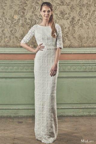 Koronkowa suknia ślubna Mia Lavi