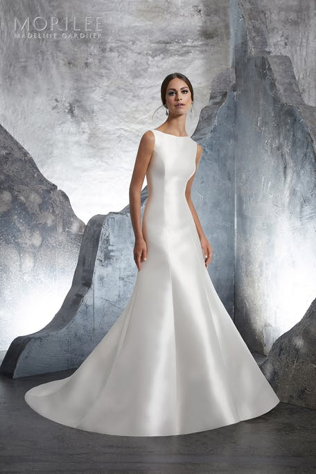 Suknia ślubna jak Meghan Markle Mori Lee