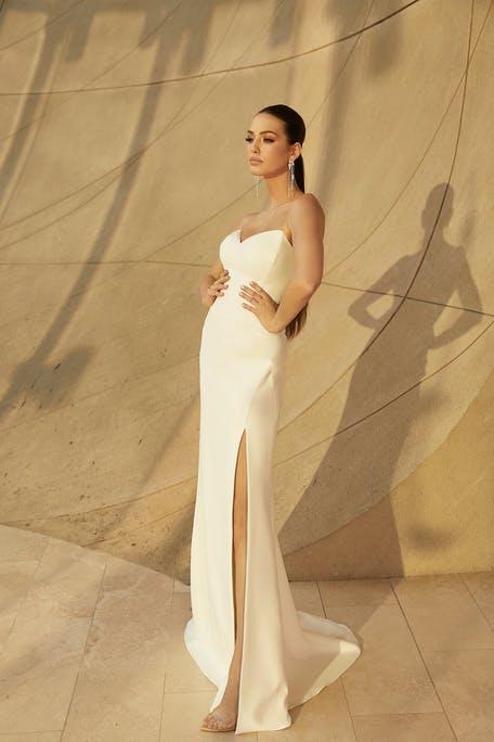 piękne sukienki ślubne
