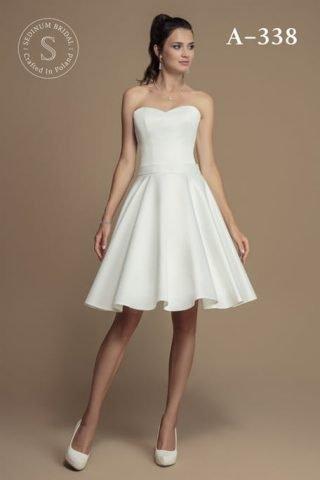 Rozkloszowana suknia ślubna Sedinum Bridal