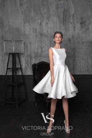Suknia ślubna vintage Victoria Soprano