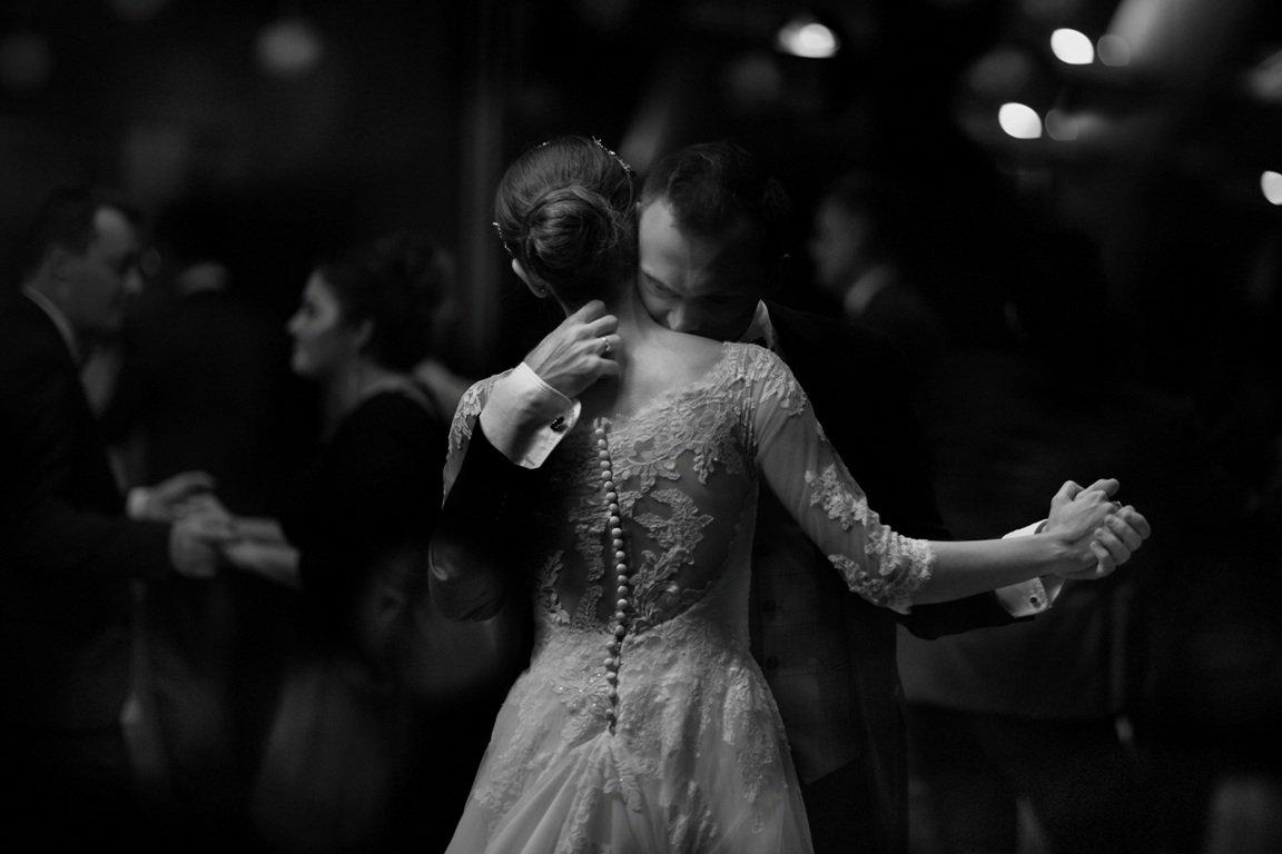 Ślub blogerki ALEXDARG - taniec