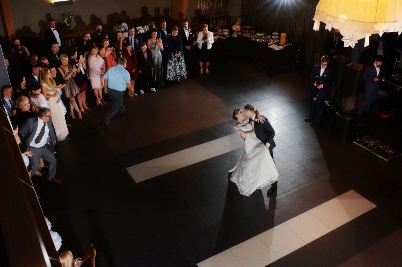 Ślub blogerki ALEXDARG - pierwszy taniec pary młodej