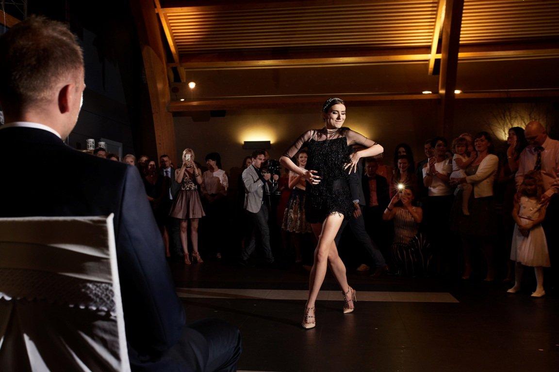 Ślub blogerki ALEXDARG - występ taneczny