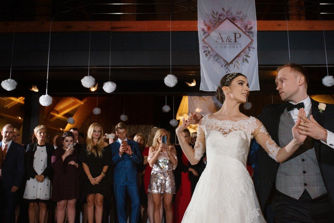 Ślub blogerki ALEXDARG - pierwszy taniec