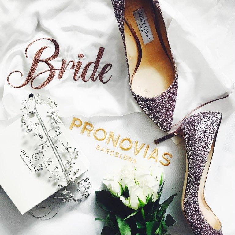 Ślub blogerki ALEXDARG - buty ślubne