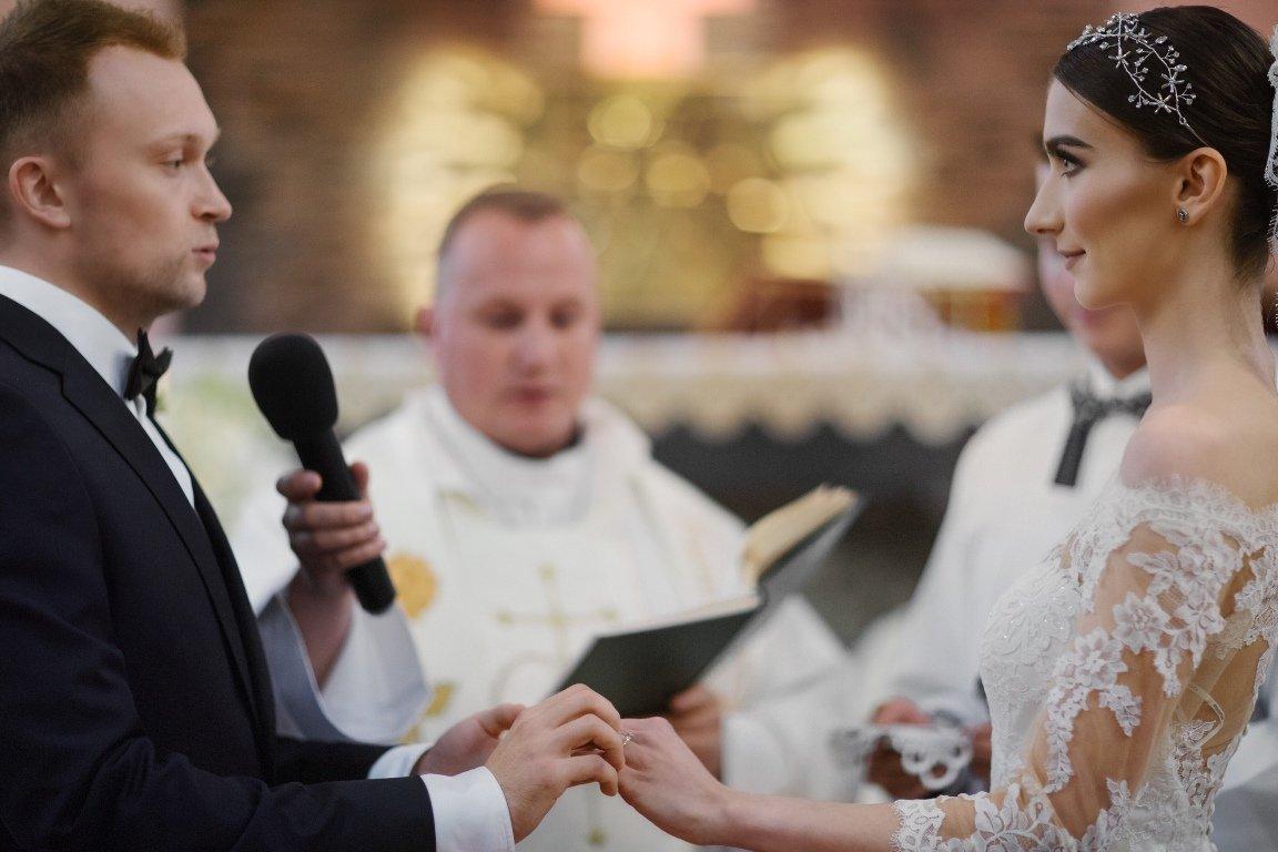 Ślub blogerki Aleksandry Kondratowicz (ALEXDARG)