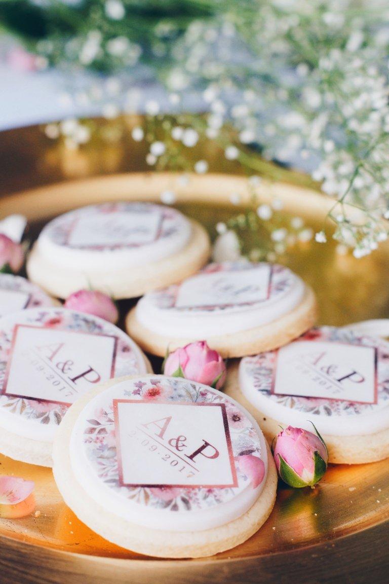 Ślub blogerki ALEXDARG - upominki dla gości