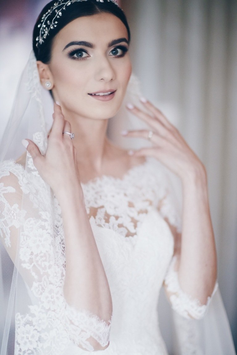 Ślub blogerki ALEXDARG - look Panny Młodej