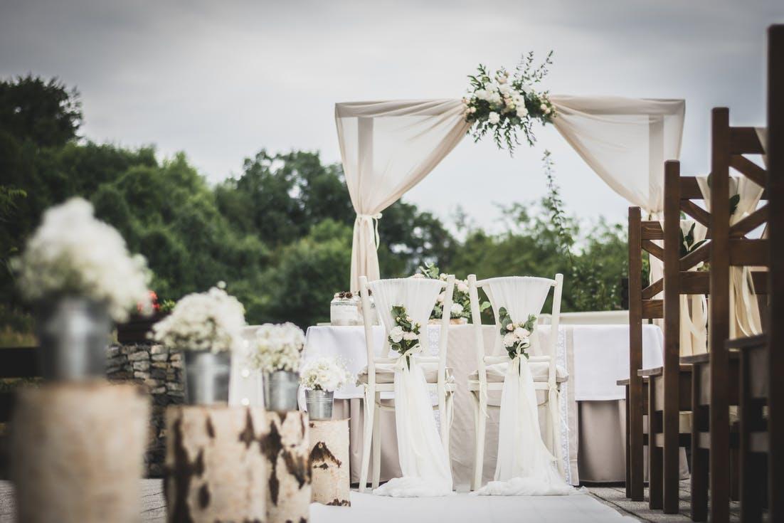 plenerowy ślub cywilny