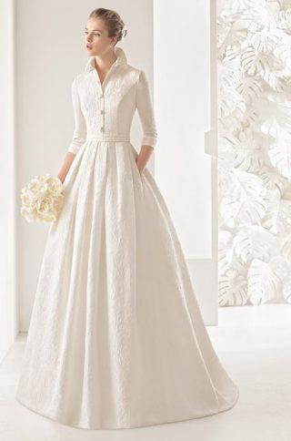 Suknia ślubna w stylu Ellie Goulding