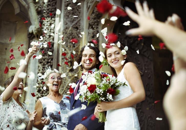 jak wypisać zaproszenia ślubne ceremonia w kościele