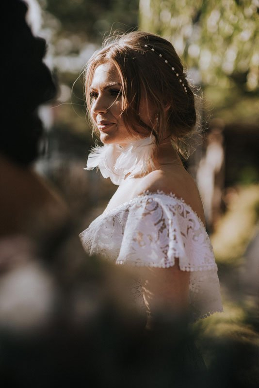 Kasia z Wedding.pl - reportaż ślubny
