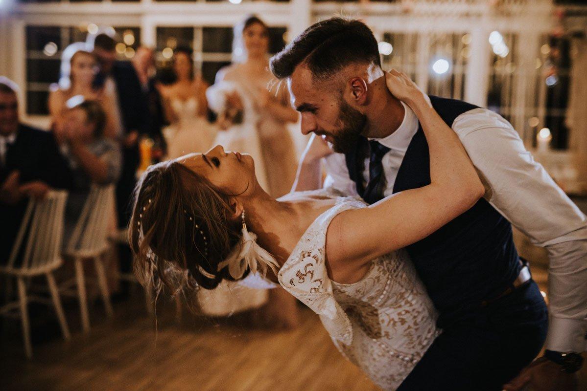 pierwszy taniec młodej pary Wedding.pl