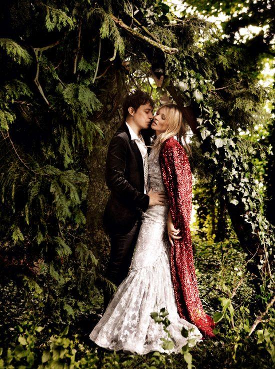 Ślub Kate Moss
