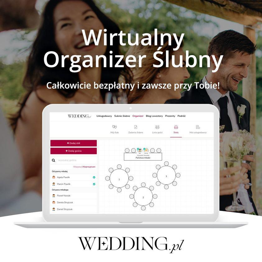 darmowy organizer ślubny online