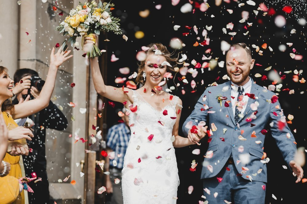 ślub wyznaniowy - kościół