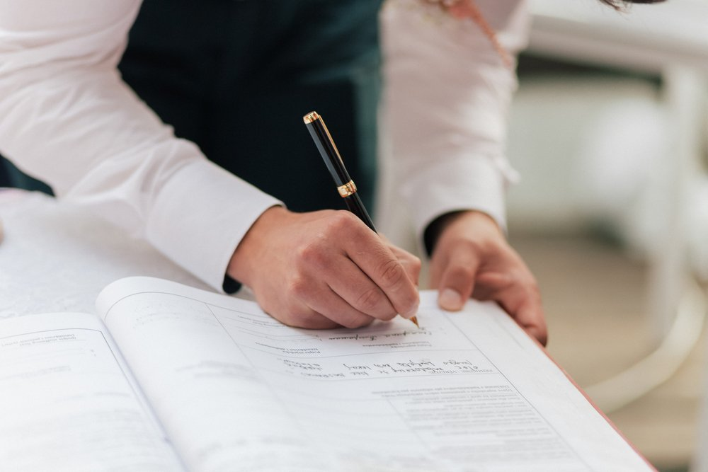 ślub konkordatowy dokumenty formalności