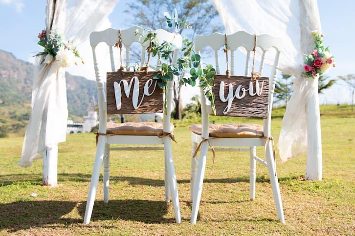 ślub w plenerze zaproszenia ślubne tekst