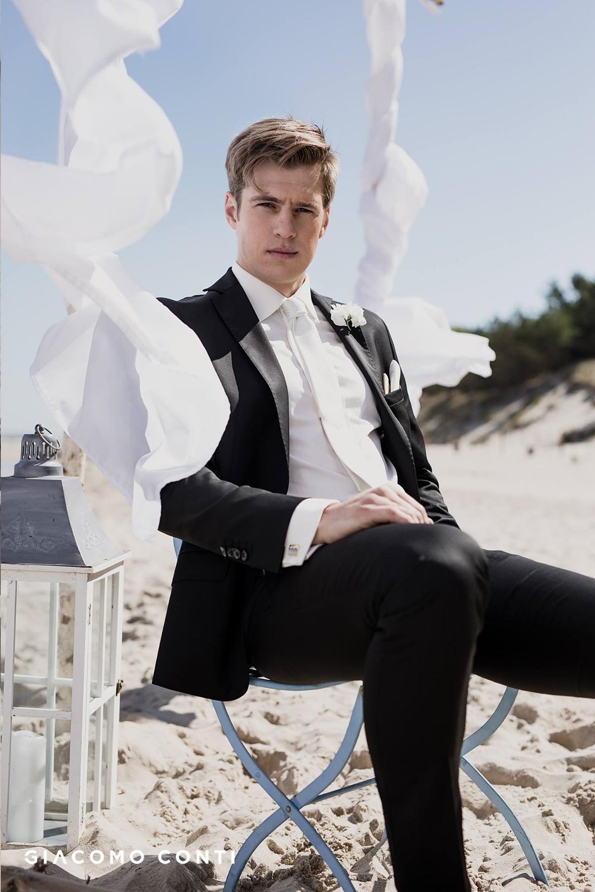 ślub na plaży - jak się ubrać