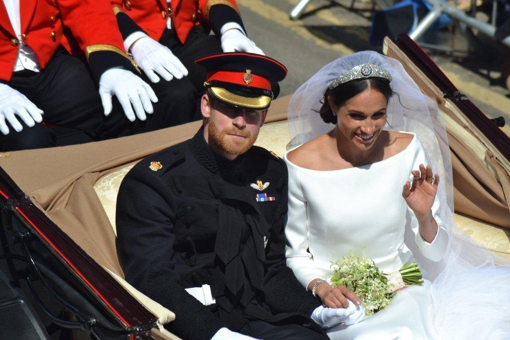 Ślub księcia Harry`ego i Meghan Markle