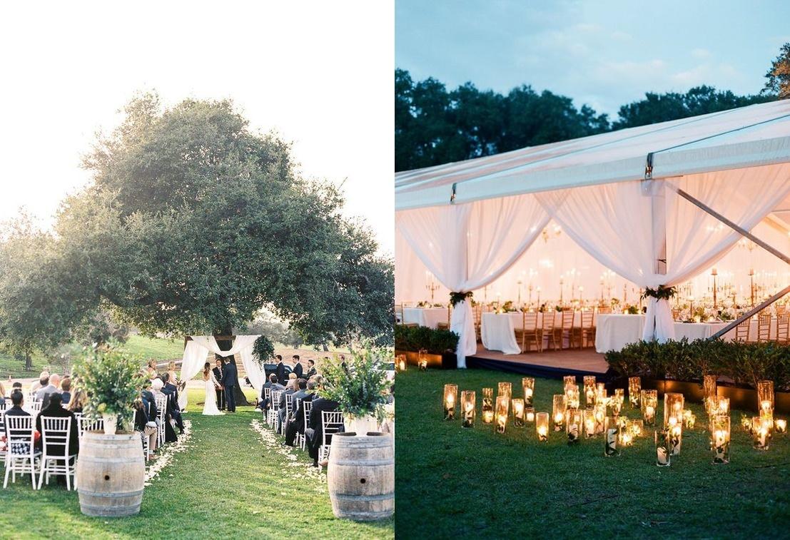 Ślub i wesele poza miastem - zdjęcie 1