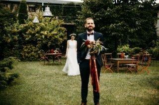 Ślub i wesele w stylu rustykalnym - zdjęcie 63