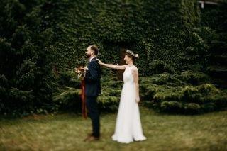 Ślub i wesele w stylu rustykalnym - zdjęcie 62