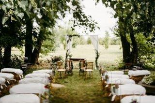 Ślub i wesele w stylu rustykalnym - zdjęcie 58