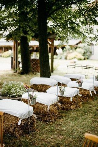 Ślub i wesele w stylu rustykalnym - zdjęcie 57