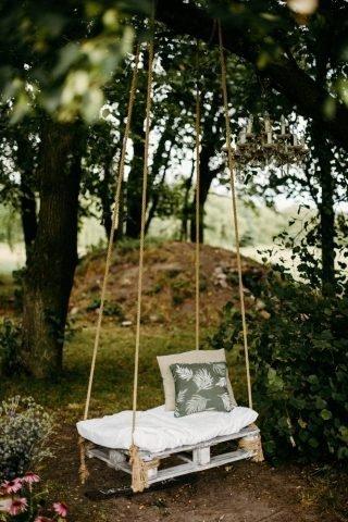 Ślub i wesele w stylu rustykalnym - zdjęcie 56