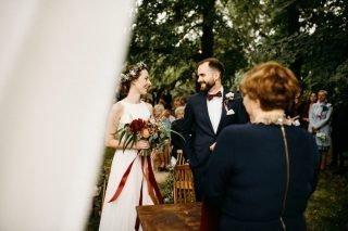Ślub i wesele w stylu rustykalnym - zdjęcie 49