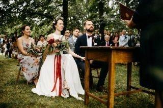 Ślub i wesele w stylu rustykalnym - zdjęcie 48