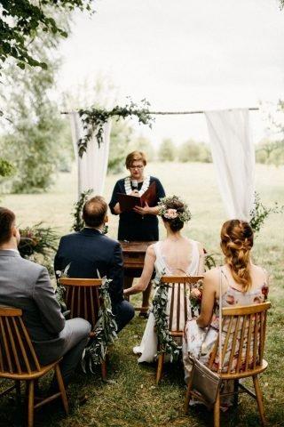 Ślub i wesele w stylu rustykalnym - zdjęcie 47