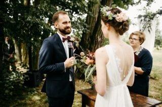 Ślub i wesele w stylu rustykalnym - zdjęcie 46