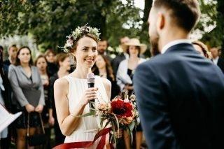 Ślub i wesele w stylu rustykalnym - zdjęcie 45