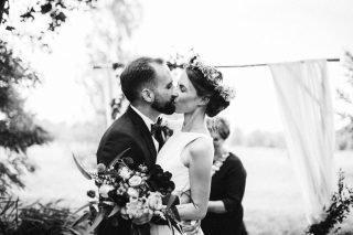 Ślub i wesele w stylu rustykalnym - zdjęcie 43